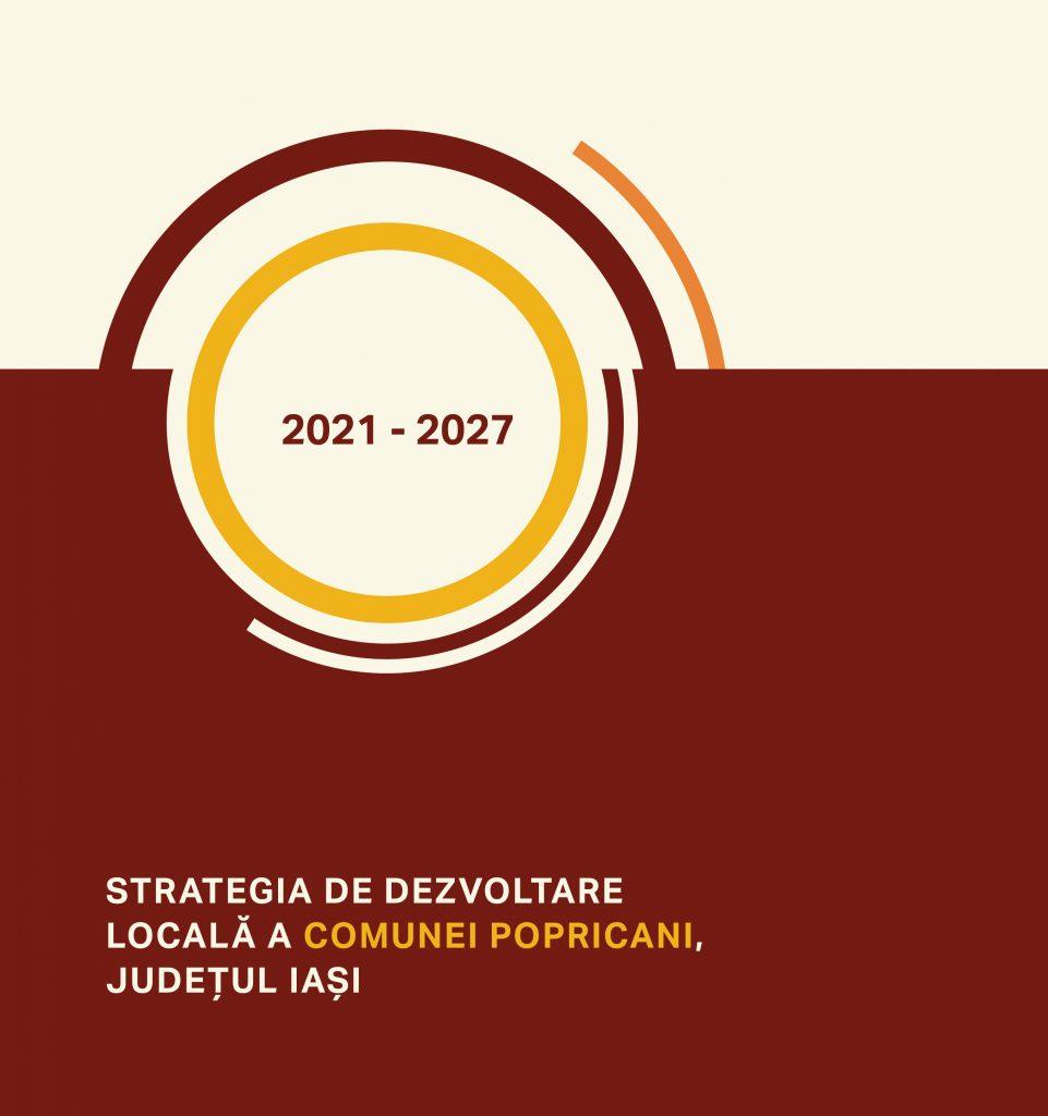 Descarca Strategia de dezvoltare locala a comunei Popricani, judetul Iasi 2021-2027